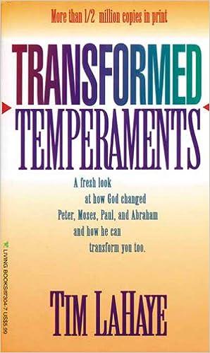 Book Transformed Temperaments
