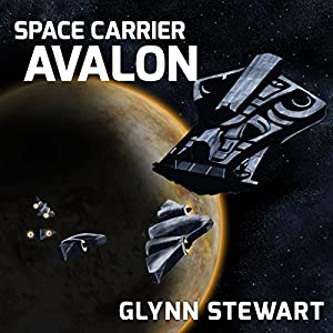Space Carrier Avalon Hörbuch