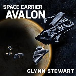 Space Carrier Avalon Hörbuch