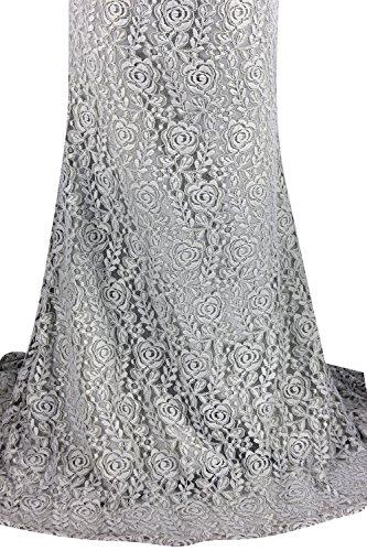 charmingbridal - Robe - Trapèze - Femme -  argent - 40
