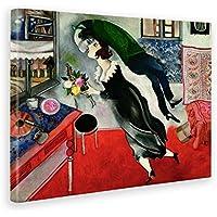 Giallo Bus Quadro Marc Chagall