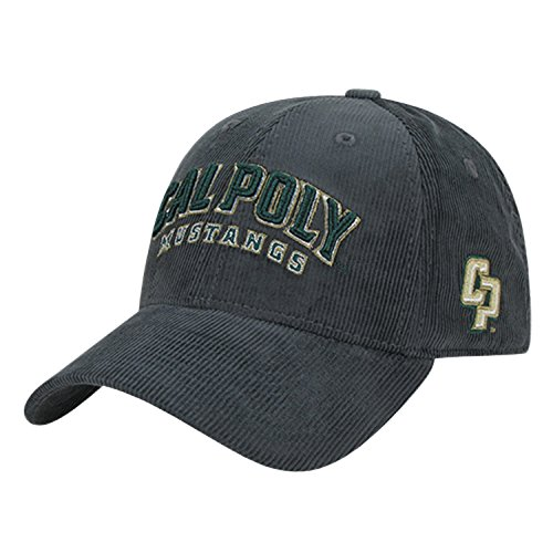 University of Cal State Poly Mustangs Corduroy Structured Baseball Ball Cap Hat