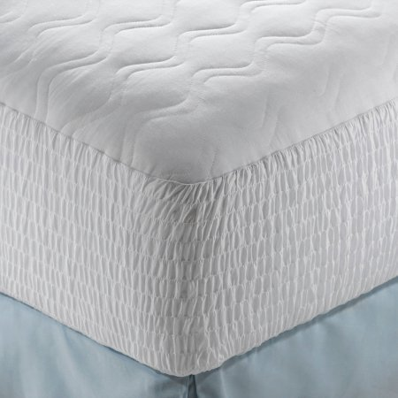 DeepSleep 100% Cotton Mattress Pad