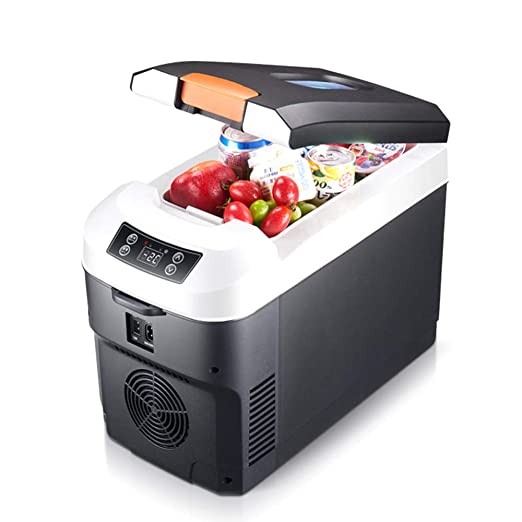 Kimmyer Refrigerador portátil refrigerador del congelador del ...