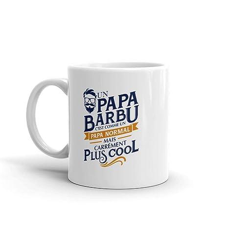 Barbu Mug C'est Mais Normal Plus Un Comme Carrément Papa deBWxoQCr