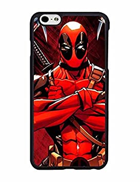 Marvelous Iphone 6 Plus Coque Case Deadpool Back Cover For Iphone 6
