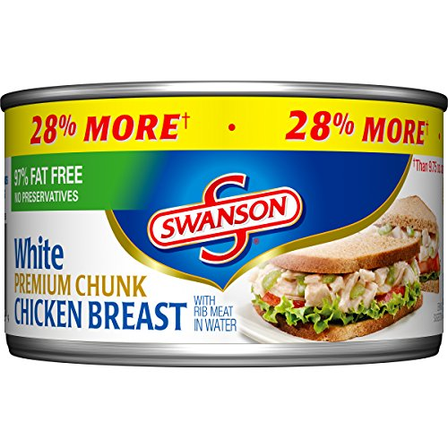 Swanson Premium Chicken Breast Packaging
