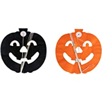Halloween Bunting Banner Stylish Party Decorations Bunting Garland Pumpkins Costume Party