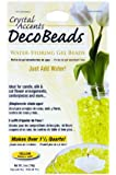 Deco Beads DB-Y Yellow 1/2-Ounce Packet