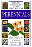 img - for Perennials (Royal Horticultural Society Garden Handbooks) by Linden Hawthorne (25-Apr-1996) Flexibound book / textbook / text book