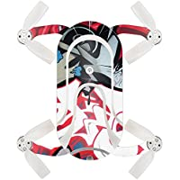 Skin For ZEROTECH Dobby Pocket Drone – Graffiti Mash Up | MightySkins Protective, Durable, and Unique Vinyl Decal wrap cover | Easy To Apply, Remove, and Change Styles | Made in the USA