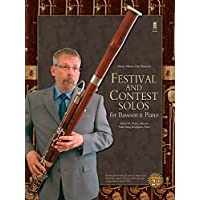 Festival and Contest Solos: for Bassoon & Piano (Music Minus One Basson)