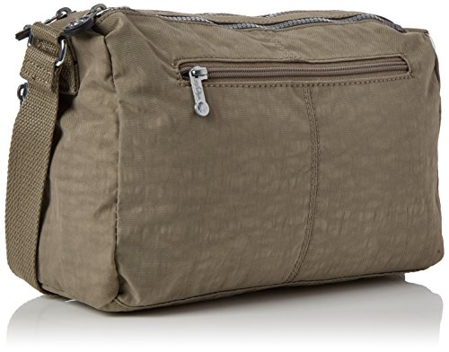 Bag Shoulder Kipling Warm Reth Black Grey Women's Kipling Women's Grey IUXxqfdnSn