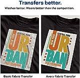 Avery Dark T-Shirt Transfers