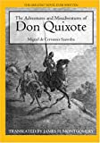 img - for The Adventures and Misadventures of Don Quixote: an up-to-date translation for today's readers. book / textbook / text book