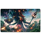 Mythic-Rare xenagos - Board Game MTG Playmat Table Mat Games Size 60X35 cm Mousepad Play Mat Yugioh Pokemon Magic The Gathering