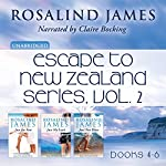 Escape to New Zealand Boxed Set, Vol. 2: Just for Fun, Just My Luck, Just Not Mine | Rosalind James