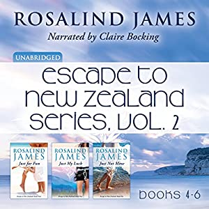 Escape to New Zealand Boxed Set, Vol. 2 Audiobook