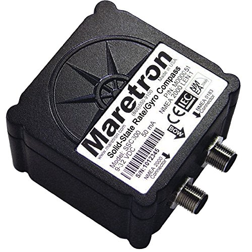 Maretron SSC300-01 Solid - State Rate & Gyro Compass without Cables