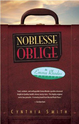 Noblesse Oblige (Emma Rhodes Series)
