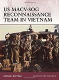 US MACV-SOG Reconnaissance Team in Vietnam, Gordon Rottman, 1849085137