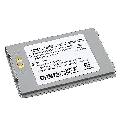 Standard Replacement Battery 850mAh For LG vx9900 (Vx9900 Standard Battery)