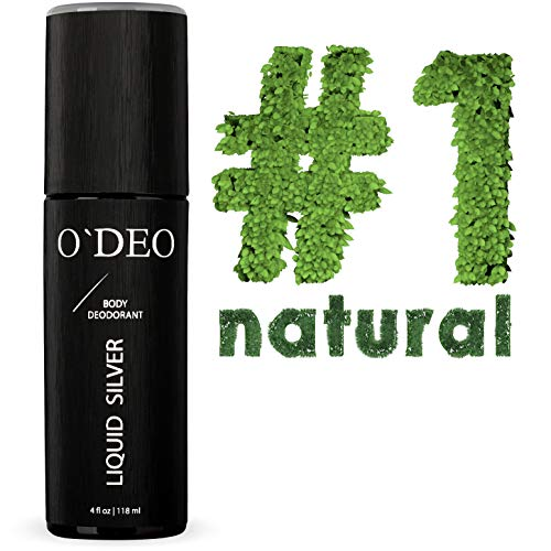 Natural Deodorant Spray for Men - Men's Organic Dedorant - Natural Deodorant - Natural Deodorant Men- Aluminum Free Deodorant - Mineral Deoderants for Men - Healthy Unscented for Sensitive Skin