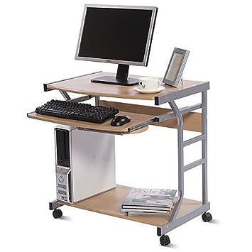 Amazoncom Desk Computer Table Home Office Furniture Workstation