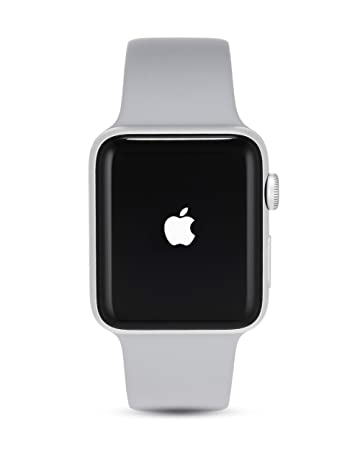 Apple Watch Series 3 Reloj Inteligente Plata OLED GPS ...