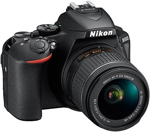 51uCn6GGEjL. AC  - Nikon D5600 Digital SLR Camera & 18-55mm VR DX AF-P Lens - (Renewed)