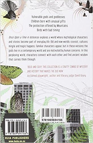 Once Upon a Time in Aotearoa: Tina Makereti: 9781869694166: Amazon.com: Books