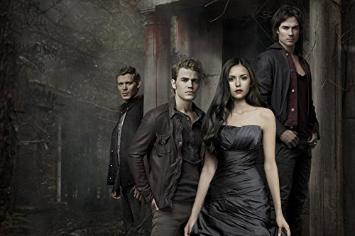 Tomorrow sunny A201 The Vampire Diaries TV Series poster Art