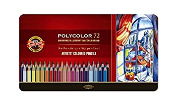 crayons de couleur koh i noor