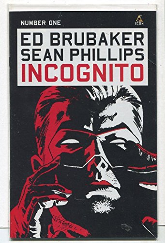 Incognito #1-6 Full Set Complete Run Near Mint ICon Comics LG1