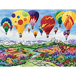 Ravensburger 16347 Spring In The Air Puzzle 1500 Pezzi