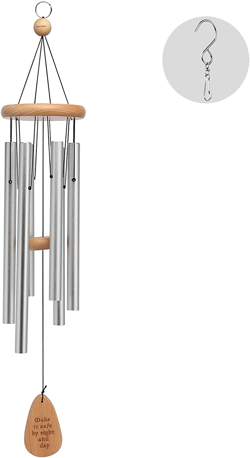 Epartswide Memorial Wind Chimes for Loss of Loved One 30