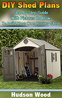 diy shed plans step by step guide with