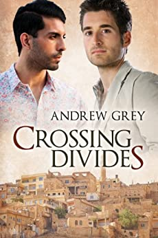 Crossing Divides by [Grey, Andrew]
