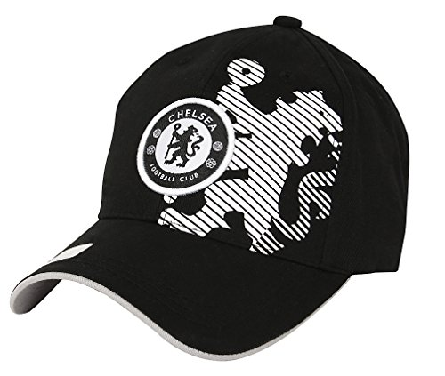 Chelsea FC London Soccer Football Club Futbol Sun Buckle Hat Cap Black  Rhinox - Buy Online in Oman.  f14927e86986
