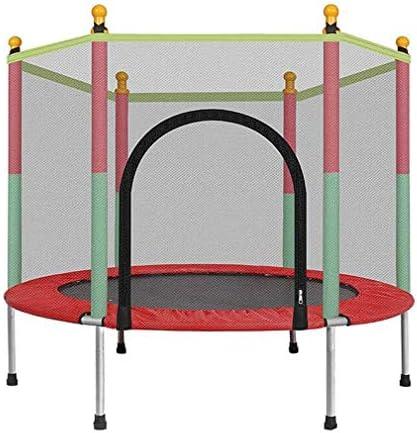 QZ トランポリン  家族のフィットネスエンターテイメントのための子供の屋内屋外の強い弾性安全保護ジャンプベッド