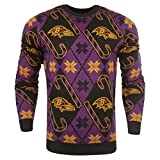 NFL Baltimore Ravens Ugly Sweater