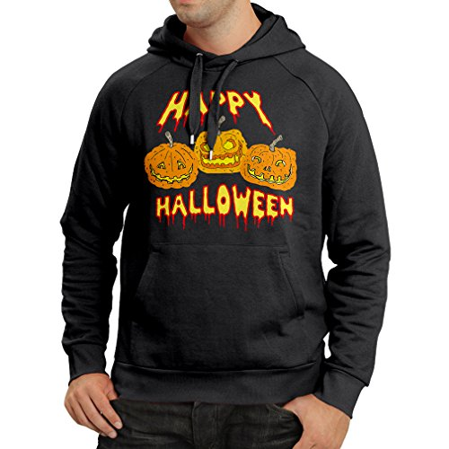 Hoodie Happy Halloween! Party Outfits & Costume - Gift Idea (Small Black Multi Color)]()