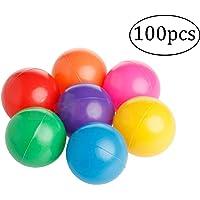 100 Piezas De Plástico A Prueba De Aplastamiento