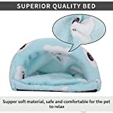 QEES Guinea Pig Bed, Hamster Bed, Small Animals