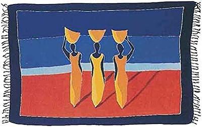 African Women Sarong