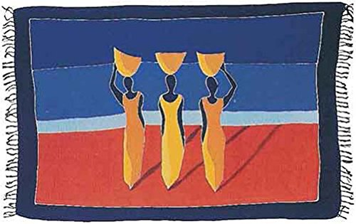 African Women Sarong by Turtle Island Imports