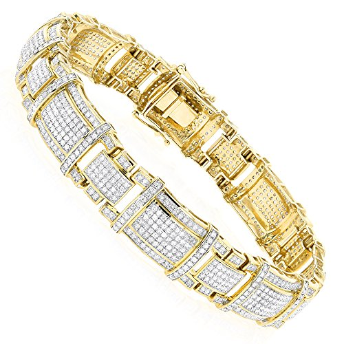 Diamond 18k Gold Bracelet - 3