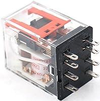 Baomain Power Relay MY2N-GS AC 220V-240V Coil LED Indicator 8 pin terminal
