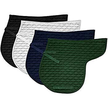 Derby Originals English All Purpose Quilted Contour Saddle Pad