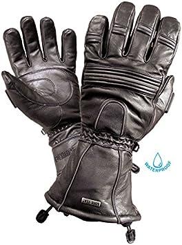 M Motorcycle Glove Rain Covers Medium FLY STREET Black